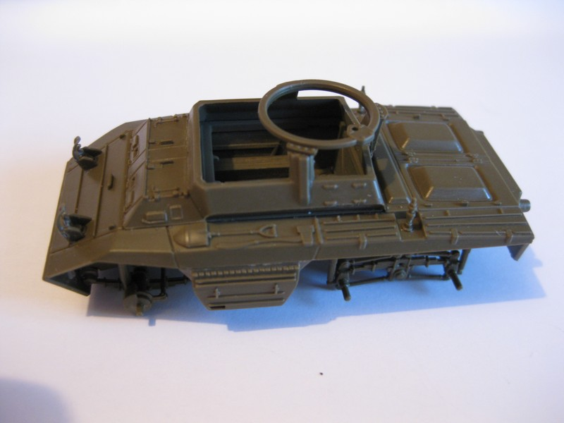 M20 Armored Utility Car  [Italeri, 1/72]: FINI ! - Page 2 Photo127