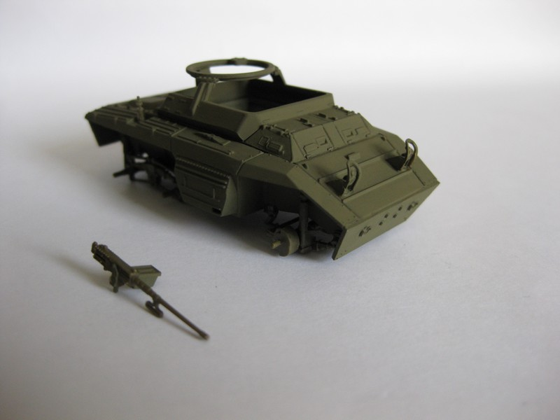 M20 Armored Utility Car  [Italeri, 1/72]: FINI ! - Page 2 Photo138