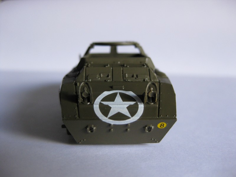 M20 Armored Utility Car  [Italeri, 1/72]: FINI ! - Page 2 Photo171