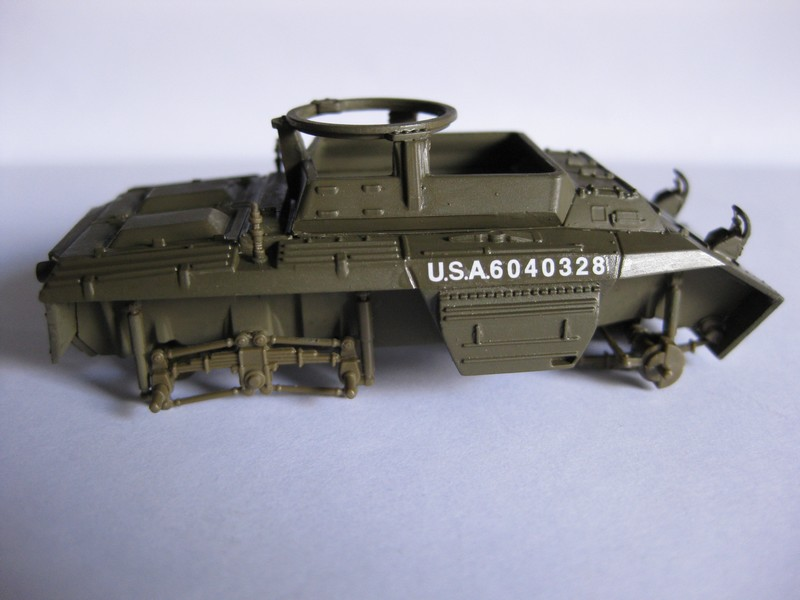 M20 Armored Utility Car  [Italeri, 1/72]: FINI ! - Page 2 Photo172