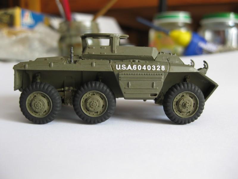 M20 Armored Utility Car  [Italeri, 1/72]: FINI ! - Page 3 Photo177