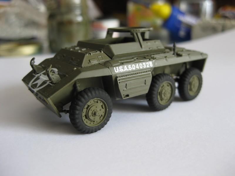 M20 Armored Utility Car  [Italeri, 1/72]: FINI ! - Page 3 Photo178