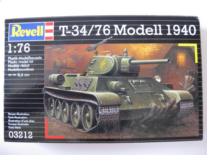 T-34/76 Model 1940 [ Revell/Matchbox; 1/76 ]:FINI ! Photo179