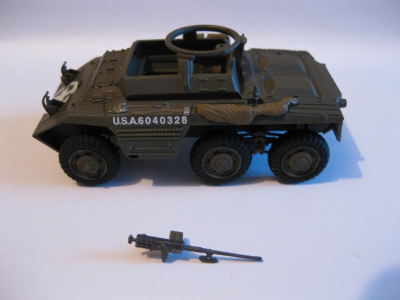 M20 Armored Utility Car  [Italeri, 1/72]: FINI ! - Page 3 Photo194