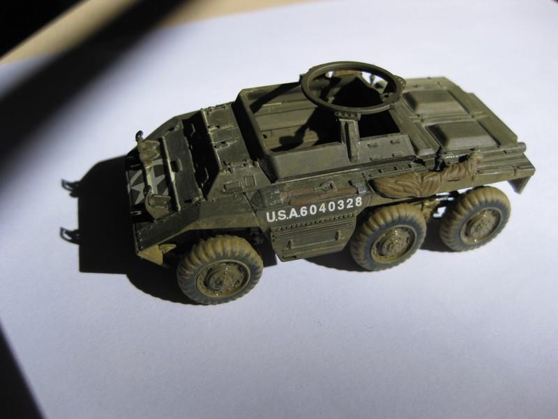 M20 Armored Utility Car  [Italeri, 1/72]: FINI ! - Page 3 Photo221