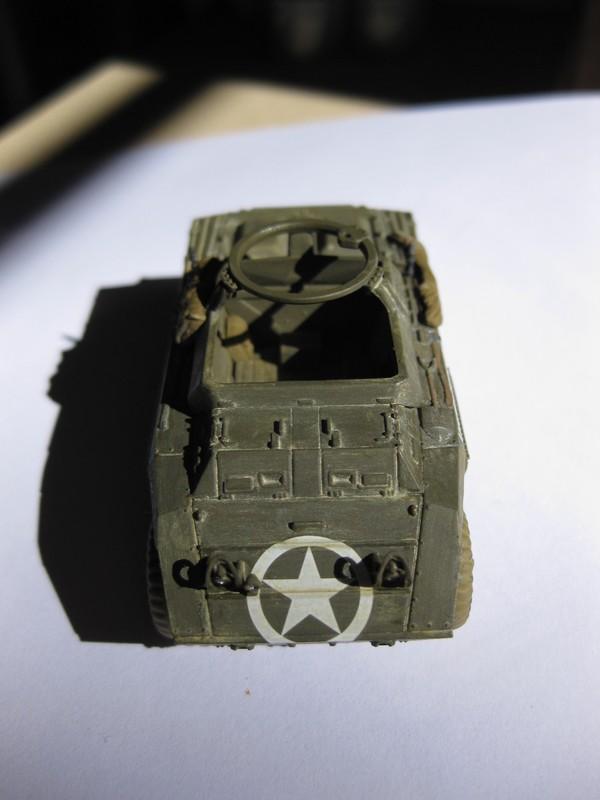 M20 Armored Utility Car  [Italeri, 1/72]: FINI ! - Page 3 Photo222