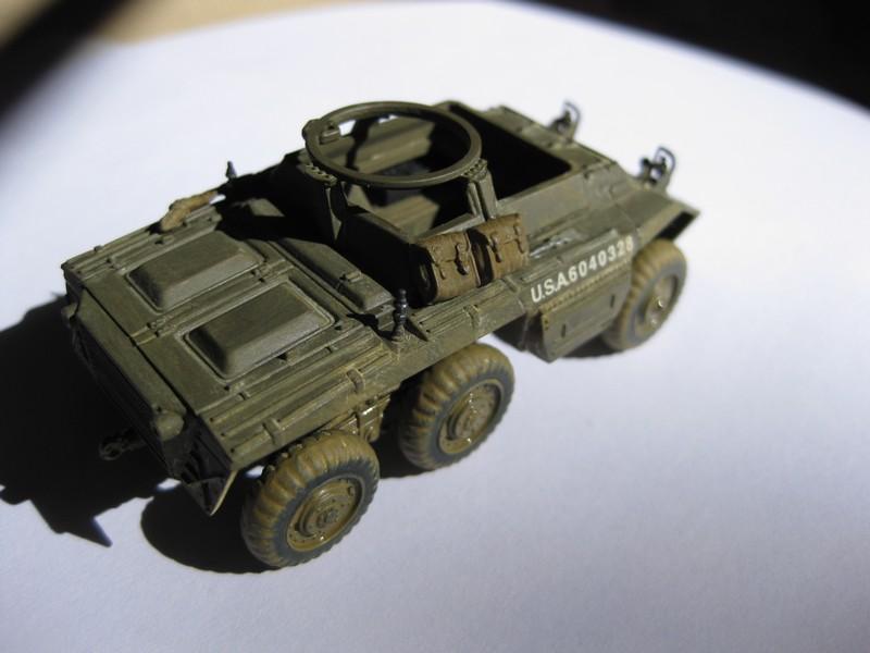M20 Armored Utility Car  [Italeri, 1/72]: FINI ! - Page 3 Photo223