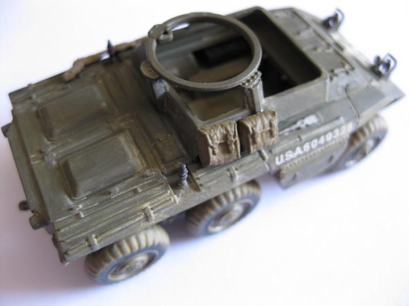 M20 Armored Utility Car  [Italeri, 1/72]: FINI ! - Page 3 Photo224