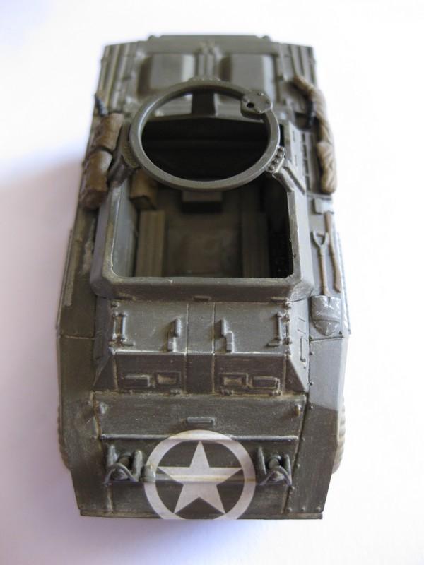 M20 Armored Utility Car  [Italeri, 1/72]: FINI ! - Page 3 Photo225