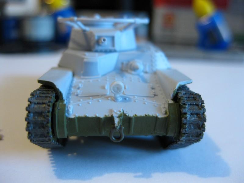 Chi Ha Type 97 medium tank [Airfix, 1/76]: Un de plus ! Photo_10
