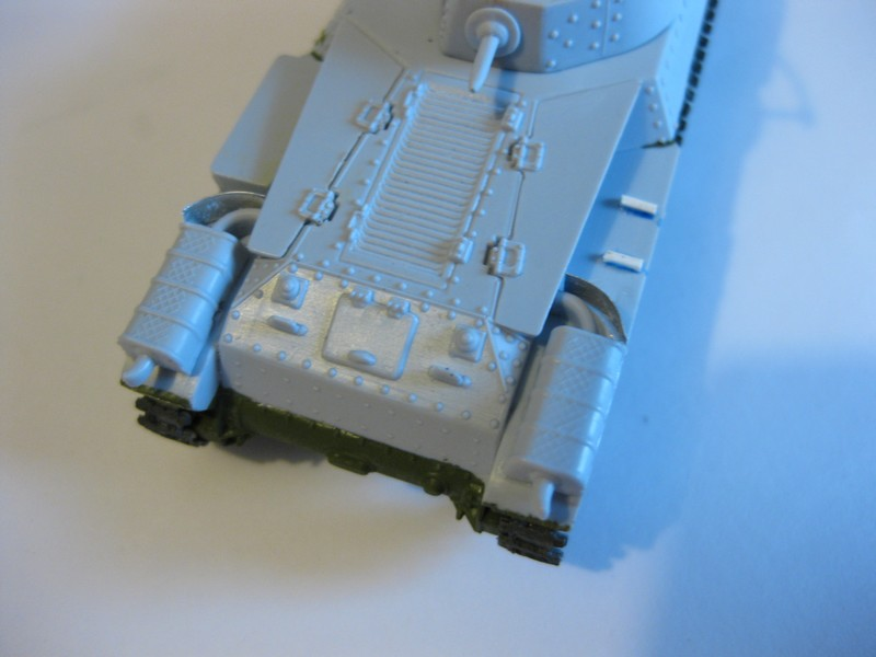 Chi Ha Type 97 medium tank [Airfix, 1/76]: Un de plus ! Photo_11