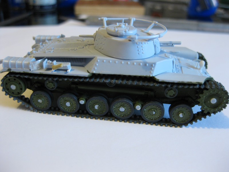 Chi Ha Type 97 medium tank [Airfix, 1/76]: Un de plus ! Photo_13