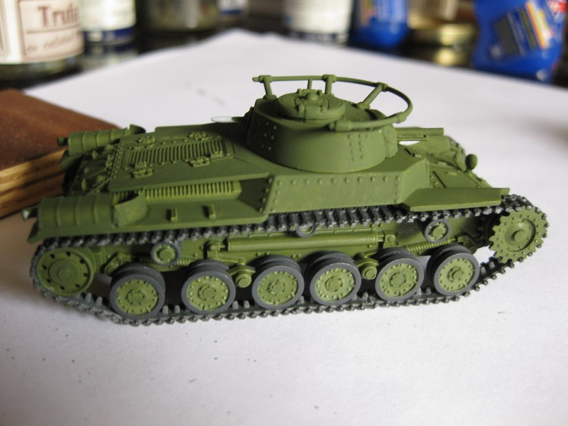 Chi Ha Type 97 medium tank [Airfix, 1/76]: Un de plus ! Photo_22