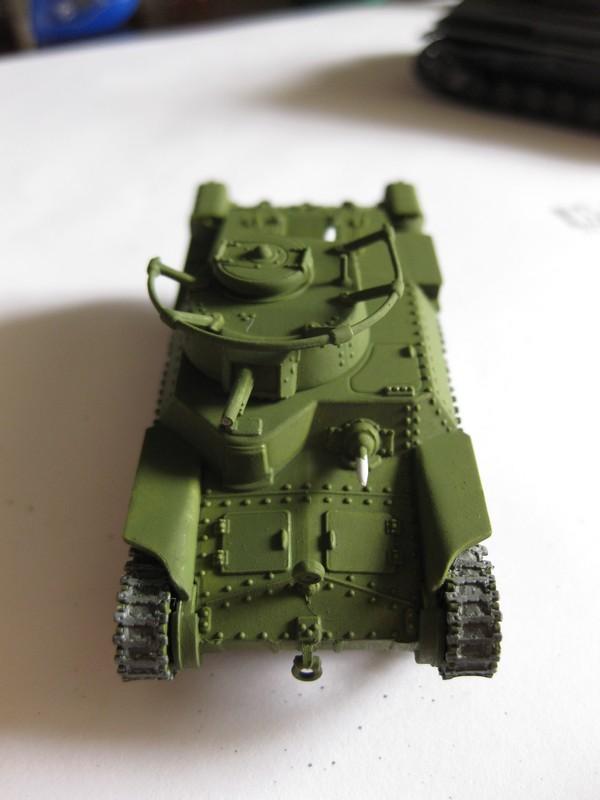 Chi Ha Type 97 medium tank [Airfix, 1/76]: Un de plus ! Photo_23