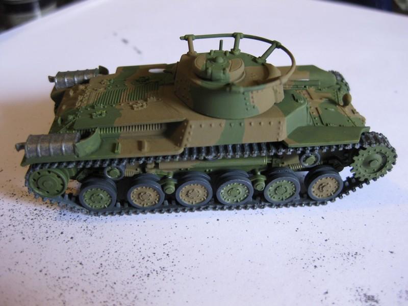 Chi Ha Type 97 medium tank [Airfix, 1/76]: Un de plus ! Photo_24