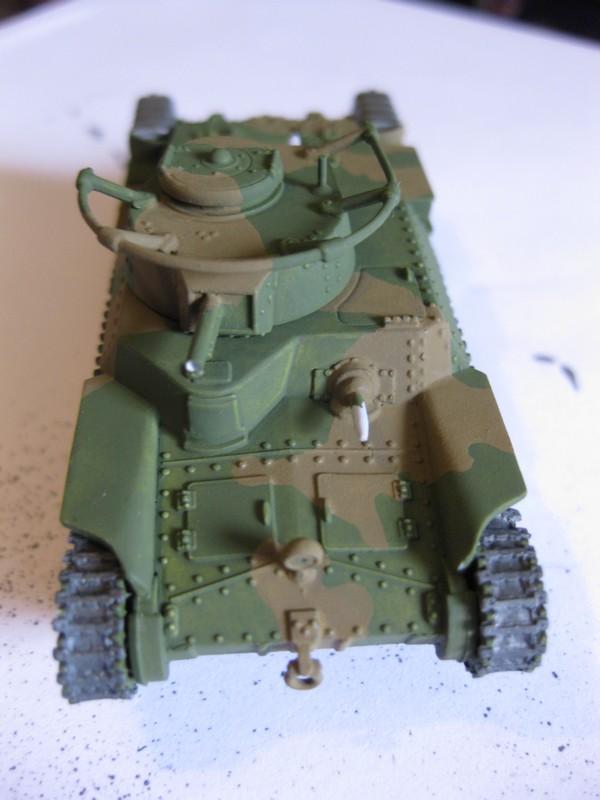 Chi Ha Type 97 medium tank [Airfix, 1/76]: Un de plus ! Photo_25