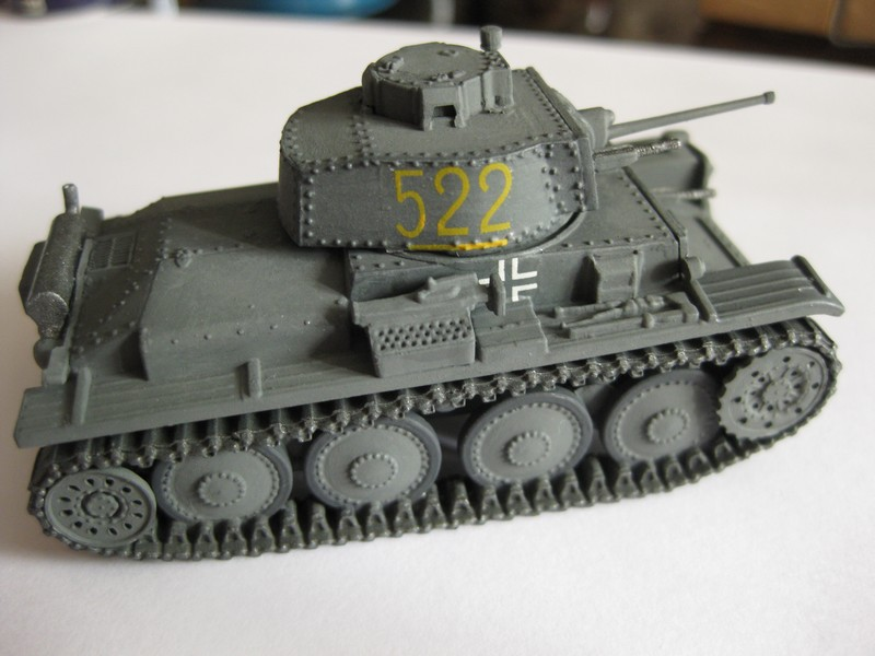 Panzer 38(T) [Pegasus Hobbies, 1/72] Photo_33