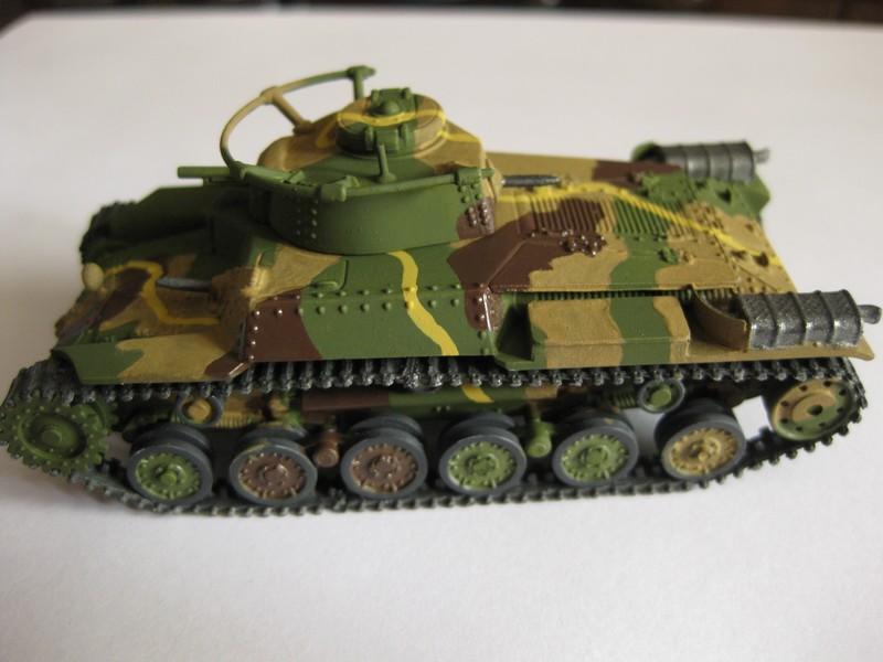 Chi Ha Type 97 medium tank [Airfix, 1/76]: Un de plus ! Photo_39