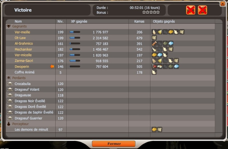 [Screen] Petit exploit  - Page 3 Donjon11