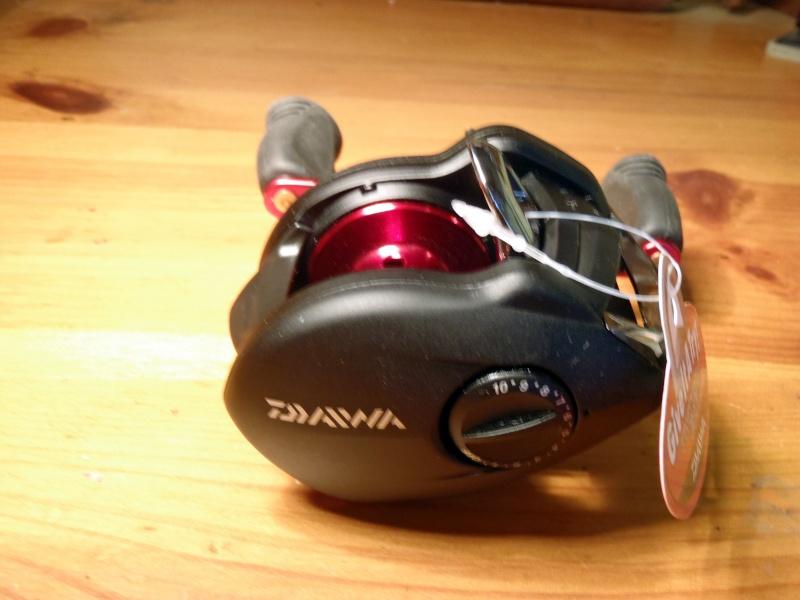 Canne Savagear, Adam's et moulinet Daiwa P7010018