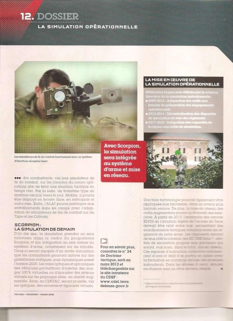 les simulateurs dans l'armée francaise (2012) La_sim12