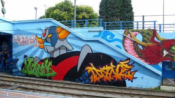 Goldorak : fresque... Goldo10