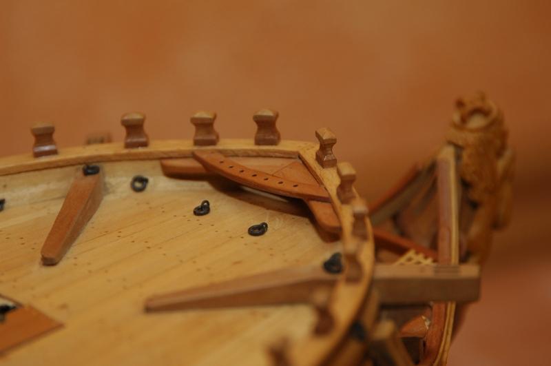 """Meine Dauerbaustelle """"La Belle Poule"""" von 1765 Dsc_0145"""