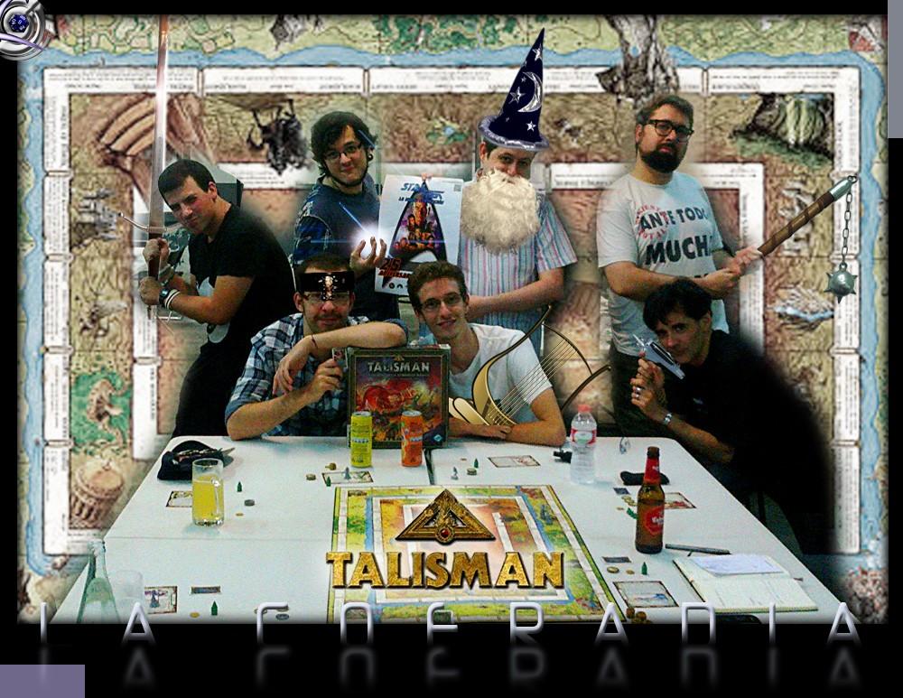 Partida a TALISMAN en Kabury Imagen13