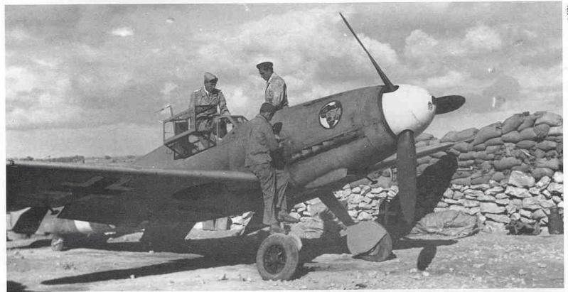 Bf109 F4 Trop. - Page 2 Jg27_111