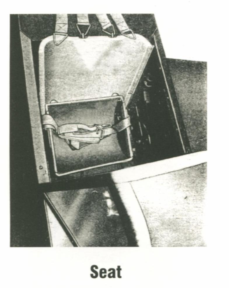 Bf109 F4 Trop. Seat_111