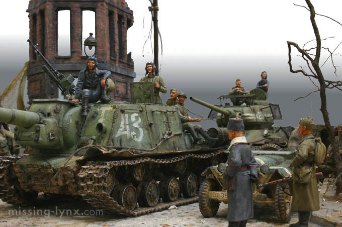 Diorama 1/35  (2012) - Page 2 Dio_be14