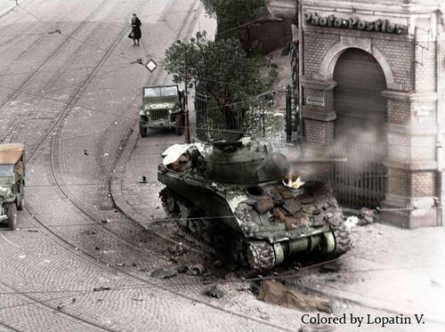 Sur-protection des blindages  (2012) Panzer11