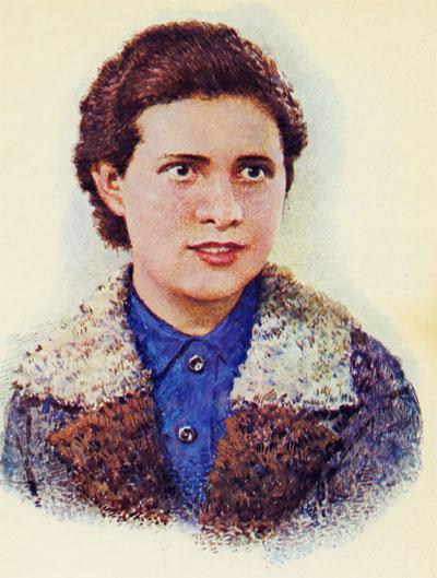 Zoya Kosmodemyanskaya,Heroine et martyre russe (2012) Pendai10