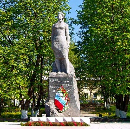Zoya Kosmodemyanskaya,Heroine et martyre russe (2012) Pendai11