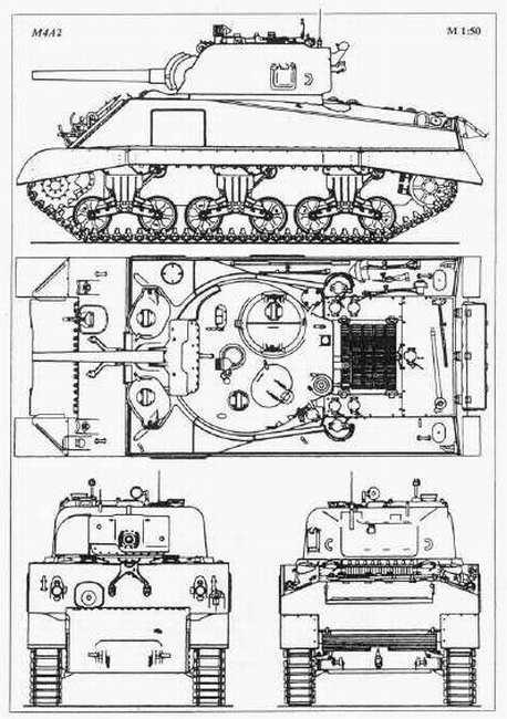 "Sherman M4A2 ""Emcha""   (2012) Sherma35"
