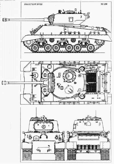 "Sherman M4A2 ""Emcha""   (2012) Sherma48"