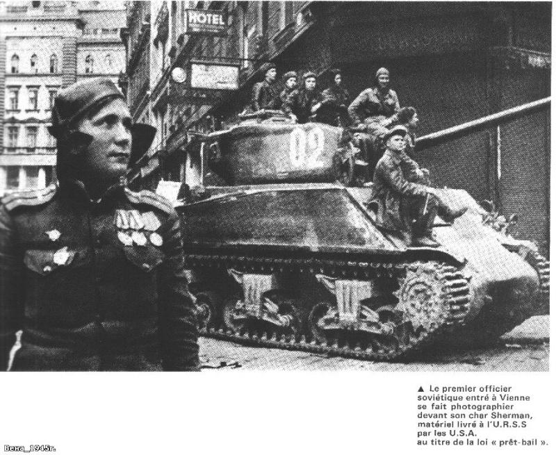 Objectif Vienne 1945   (2012) Sherma51