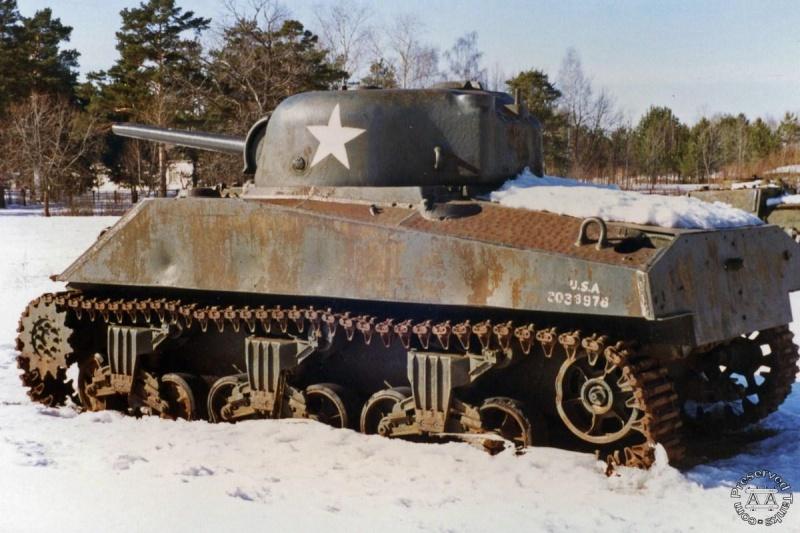 "Sherman M4A2 ""Emcha""   (2012) Sherma62"