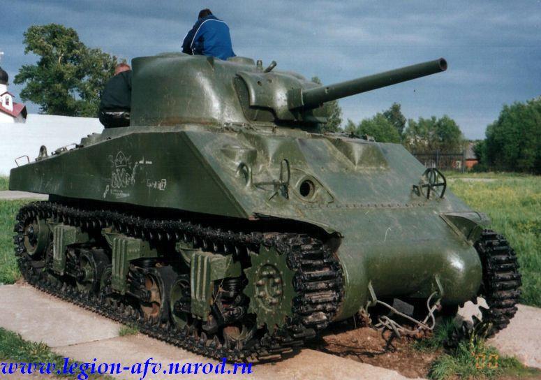 "Sherman M4A2 ""Emcha""   (2012) Sherma63"