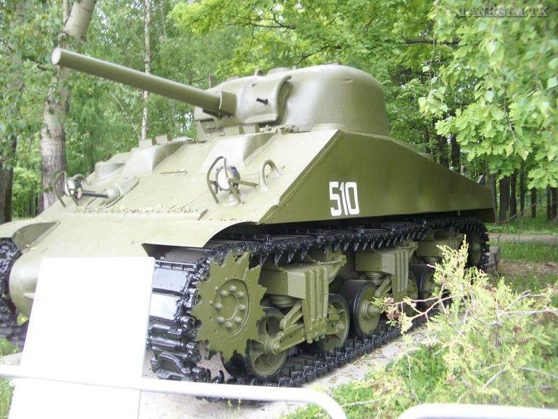 "Sherman M4A2 ""Emcha""   (2012) Sherma67"