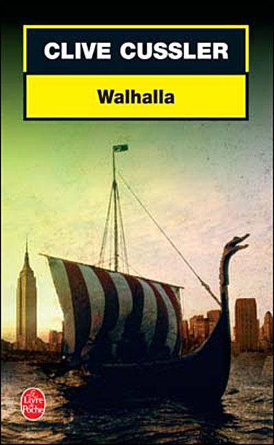 [Cussler, Clive] Walhalla Cussle10
