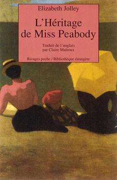 [Jolley, Elizabeth] L'héritage de Miss Peabody Harita10