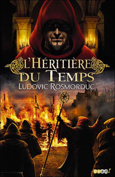 [Rosmorduc, Ludovic] L'héritière du temps L-heri10