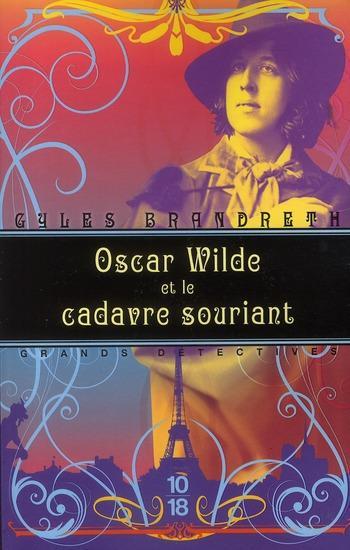 [Brandreth, Gyles] Oscar Wilde et le cadavre souriant Oscar10