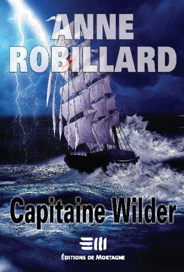 [Robillard, Anne] Capitaine Wilder Capita11