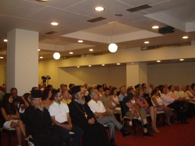 Εκδήλωση Ομοσπονδίας Βατικιώτικων Συλλόγων. Dsc03512
