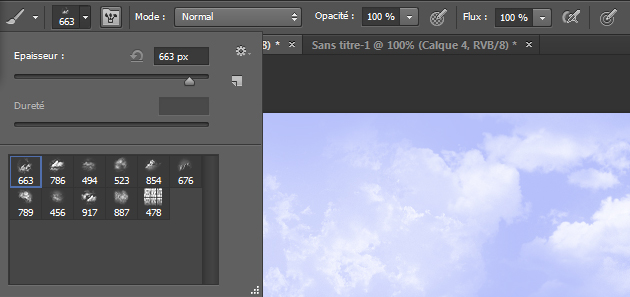 [Débutant] Créer un ciel nuageux 211