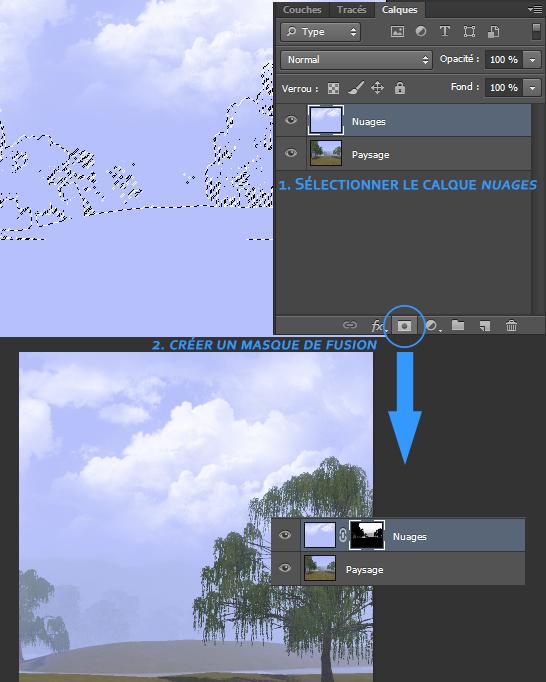[Débutant] Créer un ciel nuageux 510