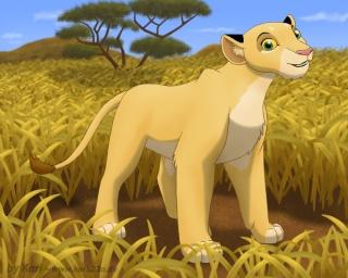 Le Roi Lion: La Grande Guerre Karifu10
