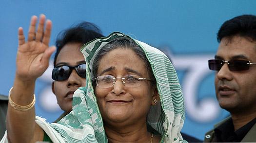 Sheikh Hasina Wajed - Bangladesh premier Hasina10